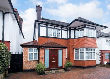 Thumbnail 5 bedroom detached house for sale in Haslemere Avenue, London