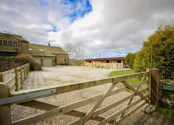 Thumbnail 3 bed barn conversion for sale in Coal Pit Lane, Waterfoot, Rossendale