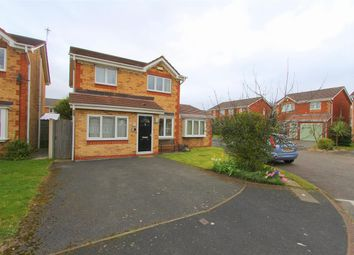 Thumbnail 4 bed detached house for sale in St Lukes Way, Huyton, Liverpool