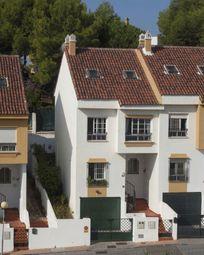 Thumbnail 4 bed terraced house for sale in Benalmadena, Malaga, Andalucia