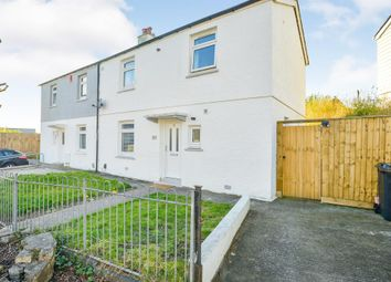 Goodwin Crescent, Plymouth PL2. 2 bed end terrace house for sale