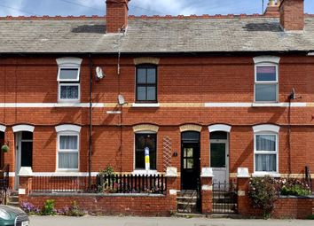 Thumbnail 2 bed terraced house to rent in Whitecross Road, Hereford