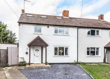 Thumbnail 4 bedroom semi-detached house for sale in Priory Close, Lower Sunbury
