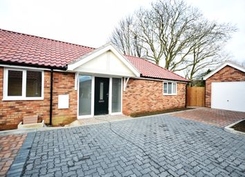 Thumbnail 2 bed detached bungalow for sale in Grundisburgh Place, Woodbridge