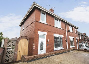 Thumbnail 3 bed semi-detached house for sale in Meadow View Road, Kilnhurst, Rotherham