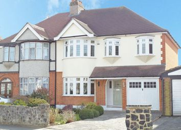 Thumbnail 4 bed semi-detached house for sale in The Drive, Bexley