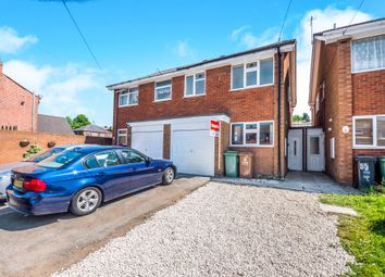 Thumbnail 5 bedroom semi-detached house for sale in Lysways Street, Walsall