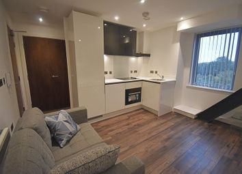 Thumbnail 1 bed flat to rent in Churchill Place, Churchill Way, Basingstoke