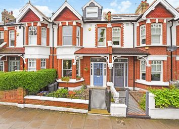 Thumbnail 4 bed terraced house for sale in Wellington Road, London