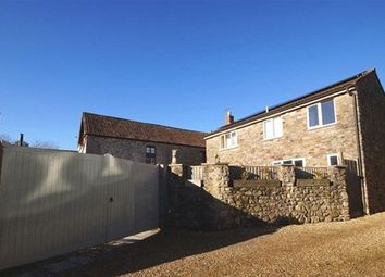 Thumbnail 6 bed detached house for sale in Leigh Upon Mendip, Radstock