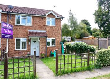 Thumbnail 1 bed end terrace house for sale in Rowan Lea, Chatham