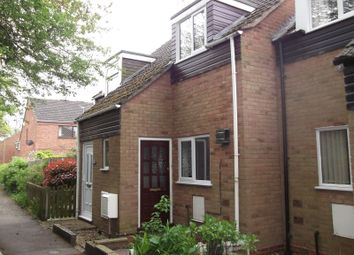 Thumbnail 2 bed property to rent in Oldbury Close, Churchill North, Redditch