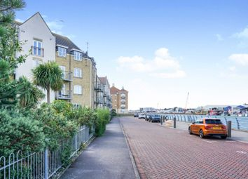 Thumbnail 2 bedroom flat for sale in Sussex Wharf, Shoreham-By-Sea
