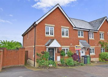 Thumbnail 4 bed end terrace house for sale in Passmore Way, Tovil, Maidstone, Kent