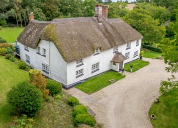 Thumbnail 6 bed detached house for sale in Cheriton Bishop, Exeter, Devon