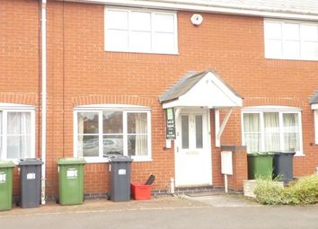 Thumbnail 2 bed terraced house to rent in Frances Havergal Close, Leamington Spa