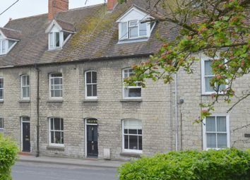 Thumbnail 4 bed town house for sale in Castle Street, Mere, Warminster
