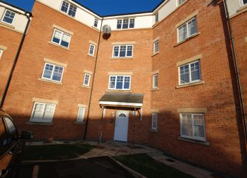 Thumbnail 2 bed flat for sale in Blanchland Court, Ashington