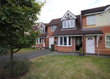 Thumbnail 3 bed town house to rent in Kestrel Lane, Mountsorrel, Loughborough