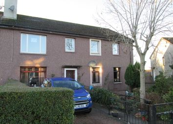Thumbnail 3 bed flat to rent in Lamont Crescent, Cumnock, East Ayrshire