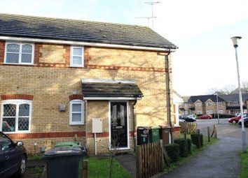 Thumbnail 1 bed property to rent in Larkspur Gardens, Luton