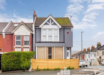 Thumbnail 2 bedroom end terrace house for sale in Elm Grove, Brighton, East Sussex.