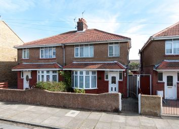 Thumbnail 3 bed semi-detached house for sale in College Road, Deal