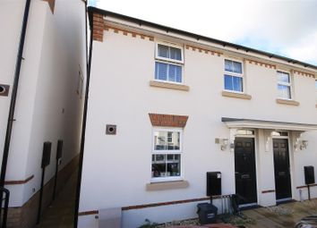 Thumbnail 3 bed semi-detached house for sale in St. James Road, Wick, Cowbridge