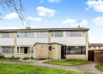 Thumbnail 3 bed end terrace house for sale in Finchams Close, Linton, Cambridge