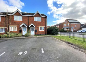 Thumbnail 2 bed end terrace house for sale in Timken Way, Daventry