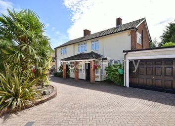 Thumbnail 4 bed detached house for sale in Tavistock Close, Potters Bar, Herts