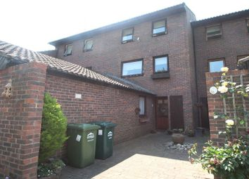 Thumbnail 4 bed town house to rent in Island Close, Staines