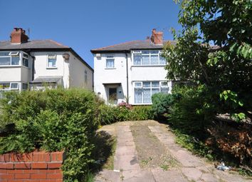 Thumbnail 3 bed semi-detached house for sale in Parkside Road, St Annes, Lytham St Annes, Lancashire