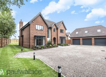 Thumbnail 5 bed detached house for sale in Tanfield Farm, West Cheshunt, Hertfordshire