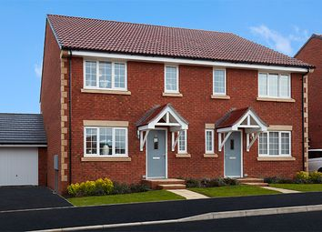 "3 bed property for sale in ""The Hartley"" at Keward, Wells BA5"