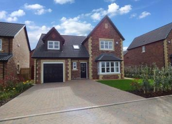 Thumbnail 4 bed detached house for sale in Inglewood Drive, Dalston, Carlisle
