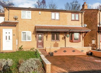 Thumbnail 3 bedroom property for sale in Foxcote Drive, Loughborough