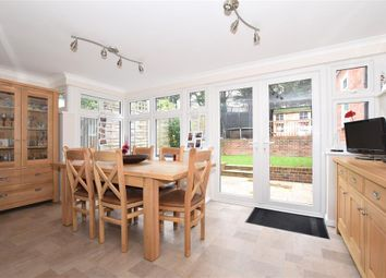 Thumbnail 3 bed semi-detached house for sale in Coniston Close, Gillingham, Kent