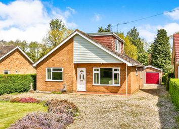 Thumbnail 3 bedroom bungalow for sale in Stone Road, Toftwood, Dereham