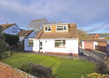 Thumbnail 4 bed detached bungalow to rent in Glebelands, Exminster, Exeter