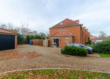 Thumbnail 3 bed town house for sale in Bracondale Millgate, Norwich