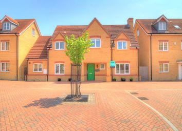 Thumbnail 4 bed detached house for sale in Lammerside, Bedford