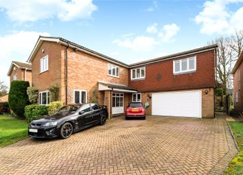 Thumbnail 5 bed detached house for sale in Beech Way, Wheathampstead, St. Albans, Hertfordshire