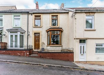 Thumbnail 3 bed terraced house for sale in The Green, Abertysswg, Tredegar