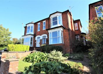 Thumbnail 4 bed semi-detached house for sale in Yarborough Road, Lincoln