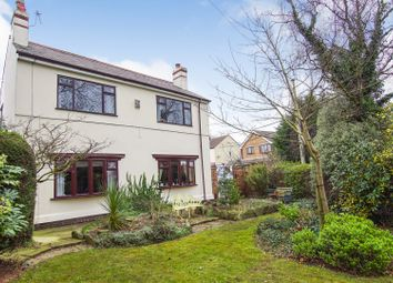 Thumbnail 3 bed detached house for sale in Sycamore Lane, Warrington