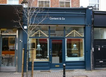 Thumbnail Retail premises to let in Exmouth Market, London