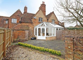 Thumbnail 2 bed terraced house for sale in The Green, Mentmore, Leighton Buzzard