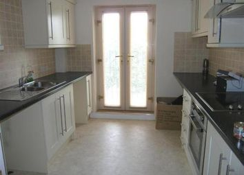 Thumbnail 2 bed flat to rent in West Street, Thorne, Doncaster