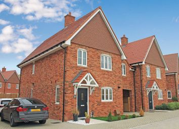 Thumbnail 3 bed semi-detached house for sale in Howden Green, Steventon, Abingdon